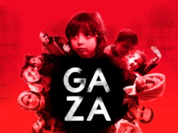 Cartel de 'Gaza', el documental nominado a los Goya