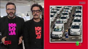"""El verdadero problema del conflicto entre taxis y VTC: """"Acabamos jodidos los de siempre, los trabajadores precarios y los usuarios"""""""
