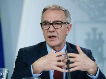 Jose Guirao, ministro de Deporte