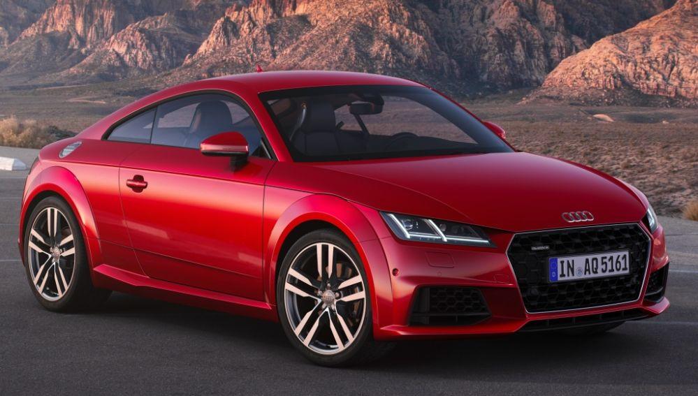 Ya a la venta la gama 2019 del Audi TT