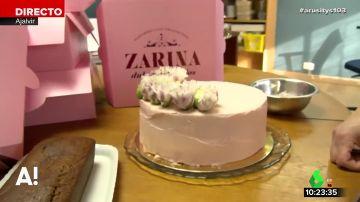 Así se fabrican los pasteles que endulzan la vida de los famosos: Sara Carbonero, Eugenia Silva o Paula Echevarría consumen estas tartas