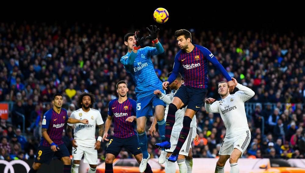 Resultado de imagen para barcelona real madrid