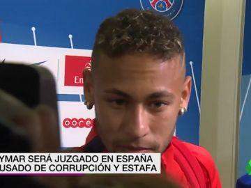 La Audiencia Nacional rechaza el recurso de Neymar y el brasileño irá juicio por estafa impropia y corrupción