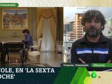 Jordi Évole, en laSexta Noche