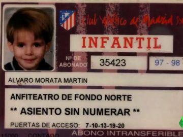 """Habla el técnico que dio a Morata su primera oportunidad en el Atlético: """"Fue menospreciado en la cantera"""""""