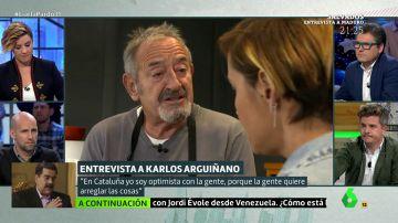 El mensaje de Karlos Arguiñanos a los que dicen que no quieren migrantes en España