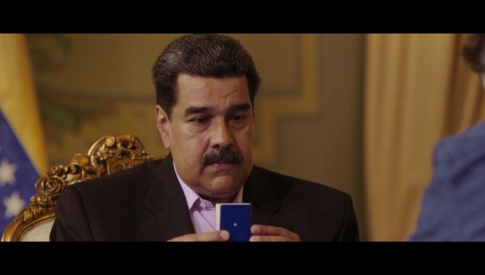 """Nicolás Maduro arremete contra Juan Guaidó: """"Es una payasada autoproclamarse, no tiene base constitucional"""""""