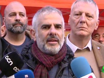 """Carlos Carrizosa: """"Torra alienta a la violencia mientras estamos pendientes del juicio contra aquellos que dieron un golpe a la democracia"""""""