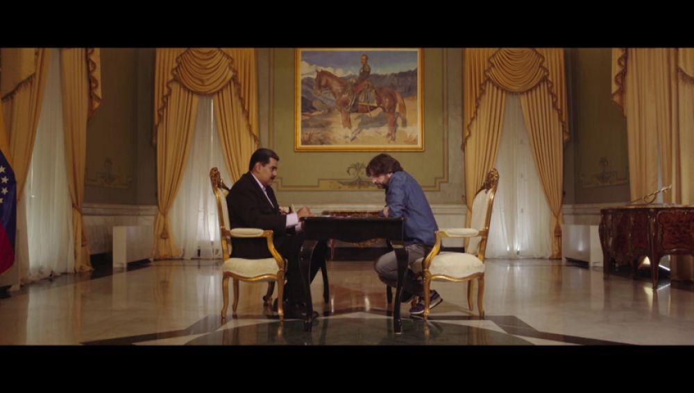 La llamada de Nicolás Maduro, Juan Guaidó y Jordi Évole en Salvados
