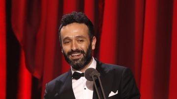 Rodrigo Sorogoyen recoge el premio Goya a mejor dirección