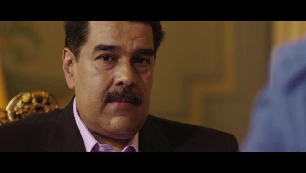 """El impactante mensaje de Nicolás Maduro a Donald Trump: """"Cometes errores que manchan de sangre tus manos"""""""