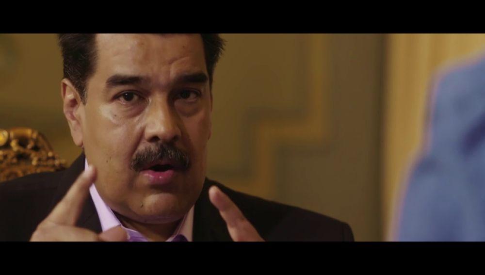 """El duro ataque de Nicolás Maduro a Pedro Sánchez: """"Te va a ir peor que a Aznar por meterse en Irak. Ojalá no te manches las manos de sangre con la crisis de Venezuela"""""""