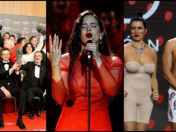 Mejores momentos de la gala de los Goya 2019