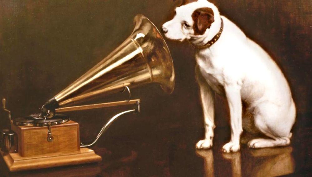 Echa el cierre HMV, la discográfica de Reino Unido que cogió su nombre de la obra 'Nipper el perro'