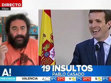 El Sevilla y Pablo Casado