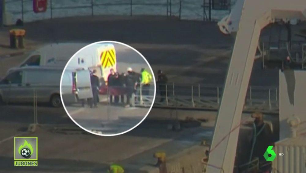 Recuperan el cuerpo hallado en la avioneta en la que viajaba Emiliano Sala
