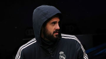 Isco Alarcón, jugador del Real Madrid