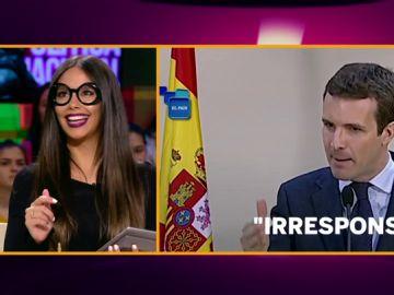 """Esta es la verdadera razón por la que Pablo Casado insulta a Pedro Sánchez: de """"okupa"""" a """"mediocre"""""""