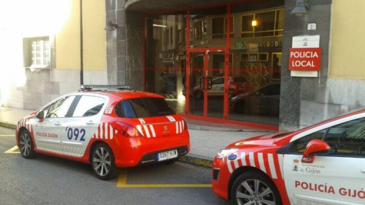 Una mujer atropella brutal e intencionadamente a un ciclista después de discutir con él en Gijón