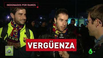 ¿Debió ser expulsado Sergio Ramos?