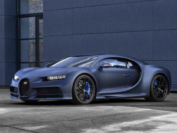 Chiron Sport '110 ans Bugatti'
