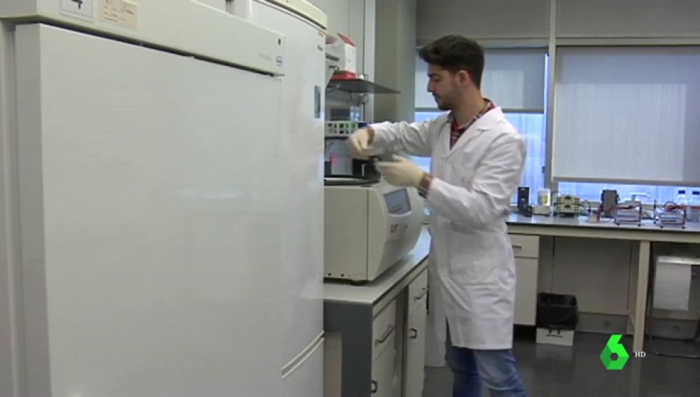 Un científico español