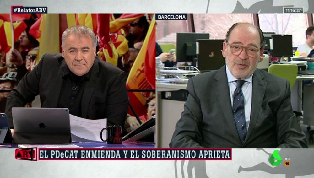 Jordi Casas en ARV