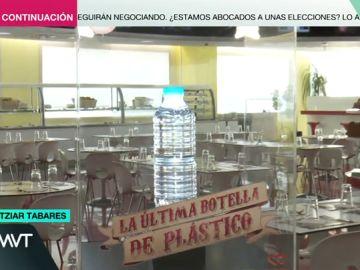 Atresmedia sin botellas de plástico