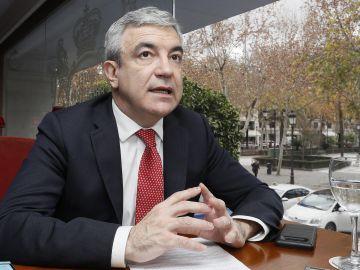 El responsable de Economía y Empleo de Ciudadanos, Luis Garicano