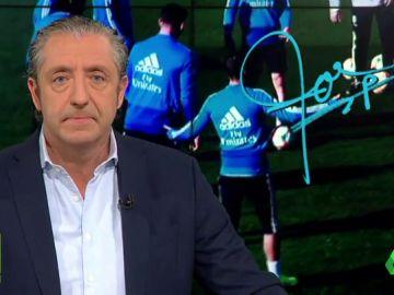 """Josep Pedrerol: """"Isco, ahora depende de ti. Resignarte y bajar los brazos o pelear por volver a jugar"""""""