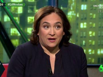"""Ada Colau: """"Me parece un error y una irresponsabilidad romper los puentes de diálogo en Cataluña"""""""