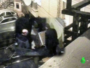 Cadáver encontrado en un congelador