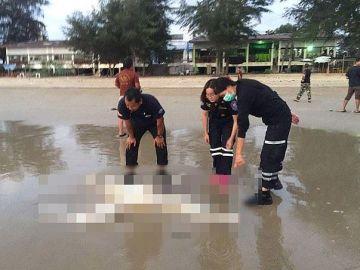 Cuerpo decapitado en Tailandia