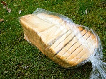 Imagen de archivo de una bolsa de pan