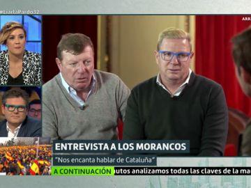 Los Morancos en Liarla Pardo