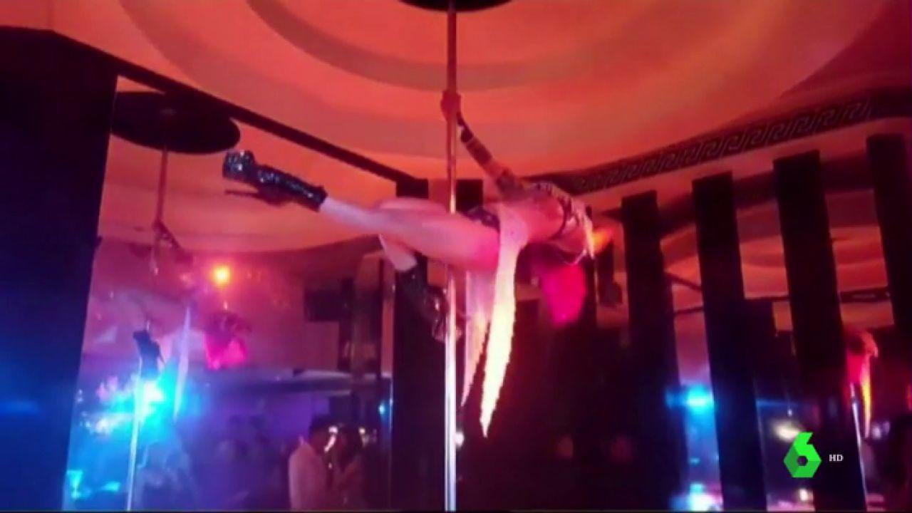 Canales Porno Baile Striptis En Barcelona así será el mayor club de striptease de cataluña: con 1000 metros cuadrados y aforo para 400 personas