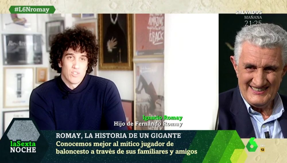"""El vídeo de familiares y amigos que emociona al gran Fernando Romay: """"No me imagino otro padre mejor"""""""