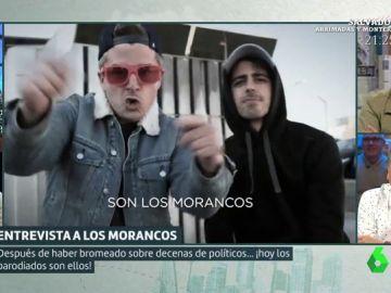 Videoclip dedicado a 'Los Morancos'
