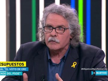 Joan Tardà en El Objetivo