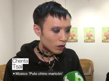 Chenta Tsai, influencer de origen chino