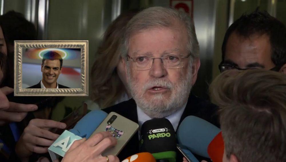 """""""No creo en dios, ¿cómo voy a creer en Pedro Sánchez?"""": esto es lo que piensan los históricos de PSOE y PP del relator y del presidente del Gobierno"""