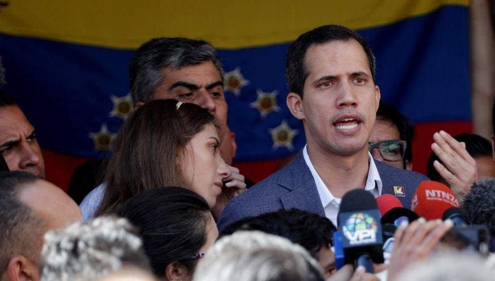 Imagen de Juan Guaidó