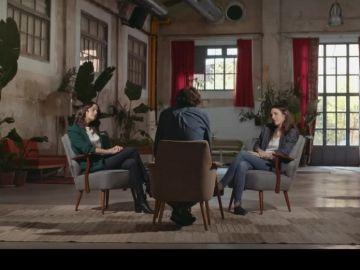 Cara a cara entre Irene Montero e Inés Arrimadas en Salvados