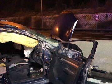 Accidente de tráfico en la A-4 deja dos víctimas mortal