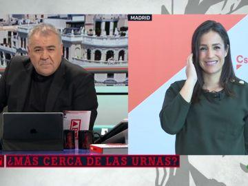 """Villacís no cree en el adelanto electoral de Sánchez: """"Tiene una relación complicada con la verdad, ya dijo que convocaría elecciones en la moción de censura"""""""