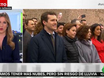 Aficionados del Cádiz viajaron en los autobuses del PP para ir al partido contra el Alcorcón