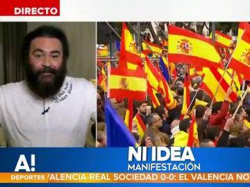 """El Sevilla analiza la manifestación contra Pedro Sánchez: """"Les interesa decir que han ido 200.000 personas porque es mucha gente"""""""