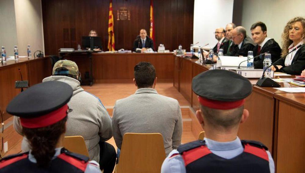 Condenan a 45 años al acusado de matar a dos agentes rurales en Lleida