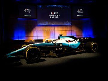 El nuevo Williams, FW42