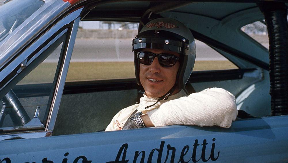 Mario Andretti es el único campeón del mundo de Fórmula 1 en ganar la mítica Daytona 500